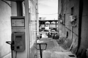 Errance noir et blanc #03