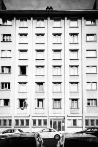 Errance noir et blanc #10