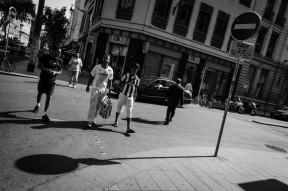 Errance noir et blanc #13