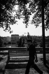 Errance noir et blanc #16