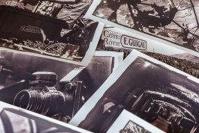 Photographies argentiques développées au vin et tirées selon le procédé Van Dyke