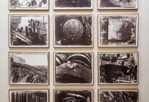 Exposition de tirages au Musee du Caveau du Chateau, Ampuis